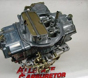 700 CFM HOLLEY DOUBLE PUMPER CARBURETOR 4778 - Allstate Carburetor