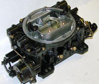4 BBL  CARTER MARINE CARBURETOR 750 CFM 9781