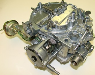 REMANUFACTURED ROCHESTER QUADRAJET CARBURETOR CHEVY TRUCK 17080213