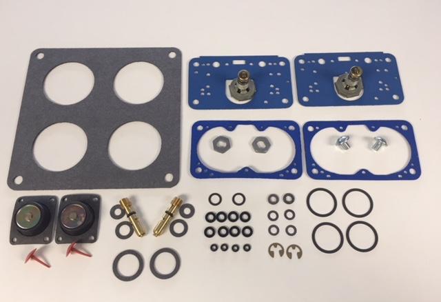 Holley Dominator 4500 Rebuild kit