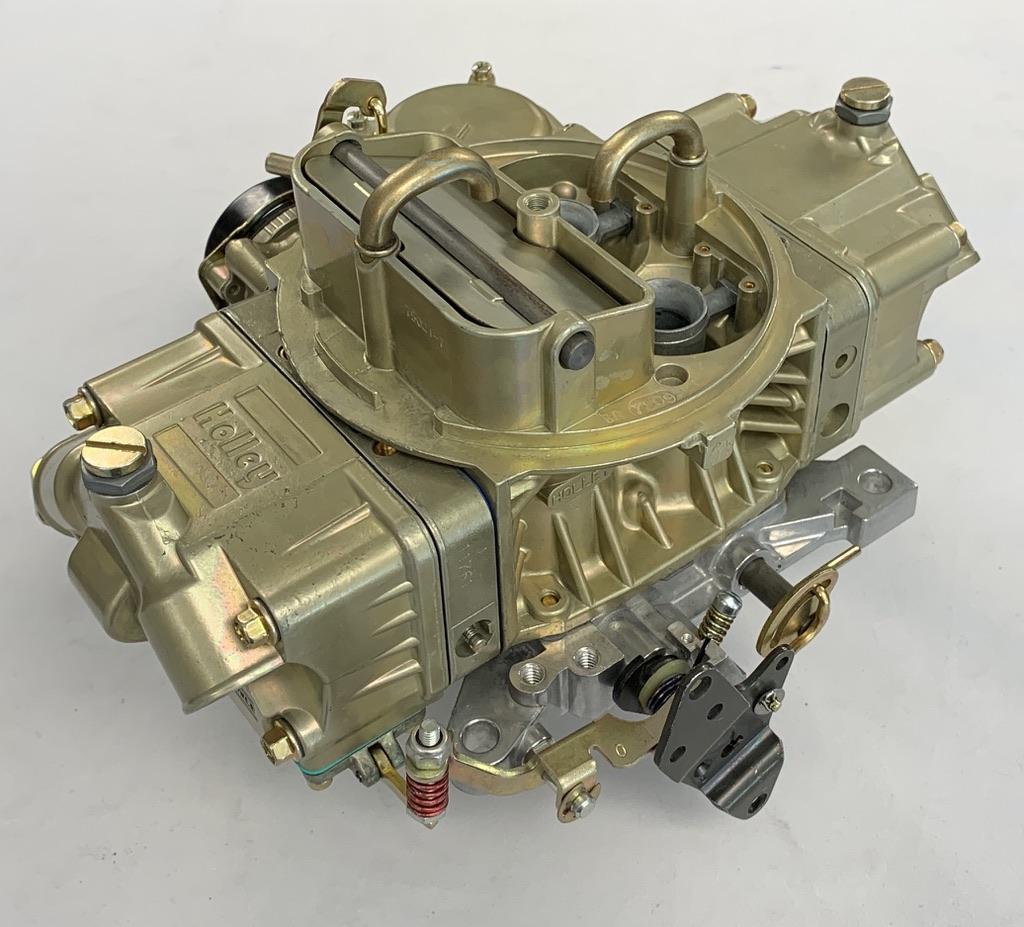 HOLLEY MARINE CARBURETOR 600 CFM 75021