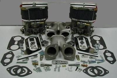 2 X 40 IDF VW DUAL PORT ENGINES