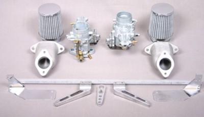2 X 34 ICT VW TYPE 1 DUAL PORT ENGINES