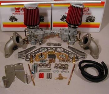 2 X 34 ICT TYPE 2 VW & PORSCHE 914 W/PANCAKE ENGINES