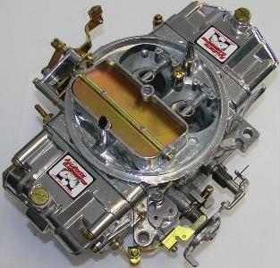 650 CFM HOLLEY DOUBLE PUMPER CARBURETOR 4777