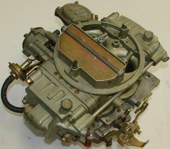 650 CFM HOLLEY SPREAD BORE CARBURETOR 80555